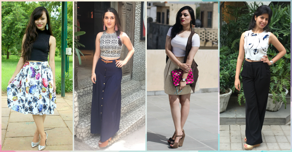 How To Style Crop Tops For Daily Wear? Team POPxo Shows You!