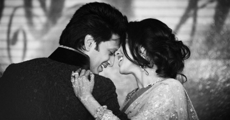 6 Times Genelia And Riteish Were Just ​*Too*​ Perfect Together!