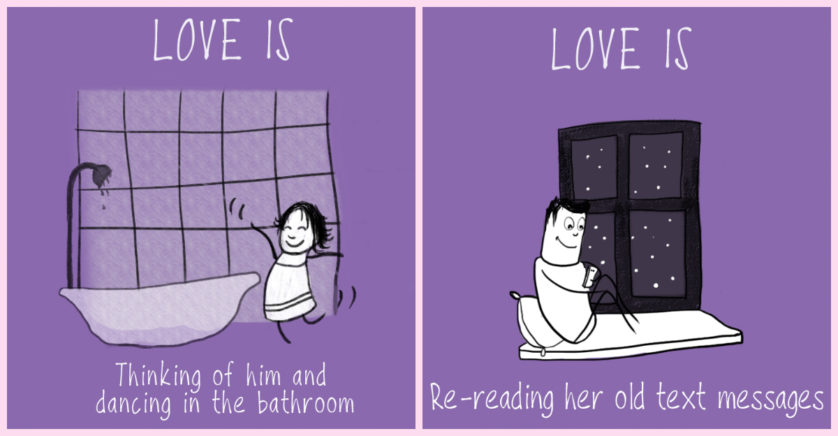 True Love Really Is In The Simple Things… Here's Proof!