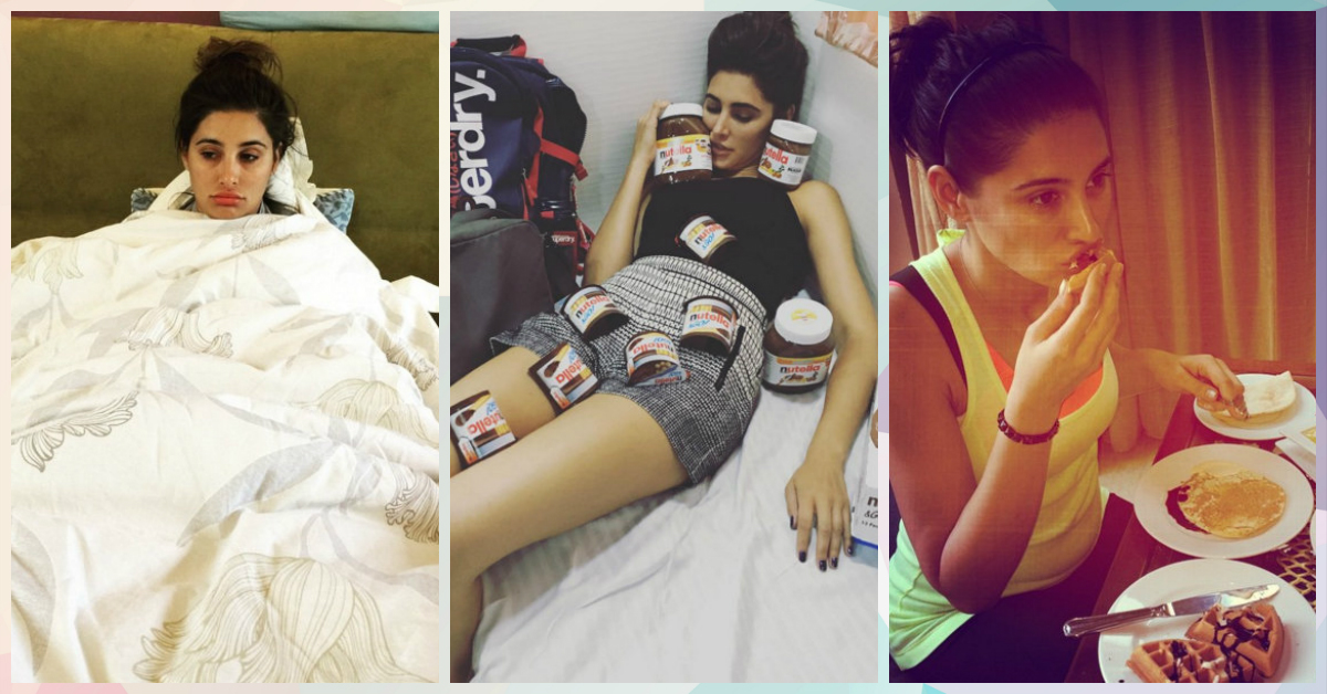8 Times Nargis Fakhri Proved That She's Just Like Us!