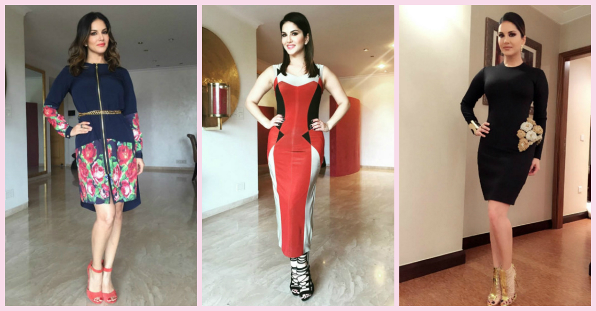 7 Times Sunny Leone's Style Made Us Go… WOW!