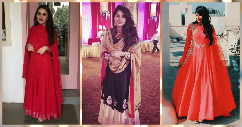 Stunning Anarkalis Team POPxo Is Wearing This Shaadi Season!
