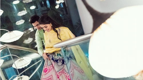 asin and rahul after the wedding 6