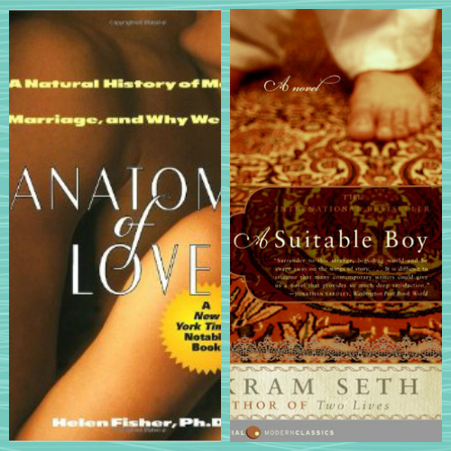 Books to read before you get married