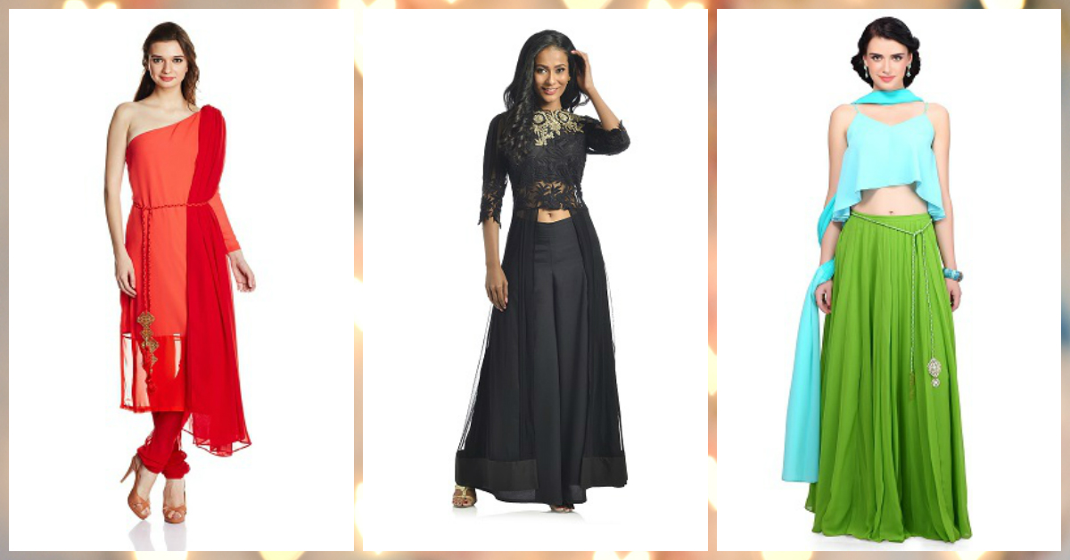 8 Super Pretty Shaadi Outfits With An Indo-Western Twist!