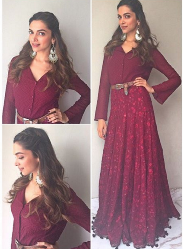 mistakes-while-wearing-Indian-outfits-5