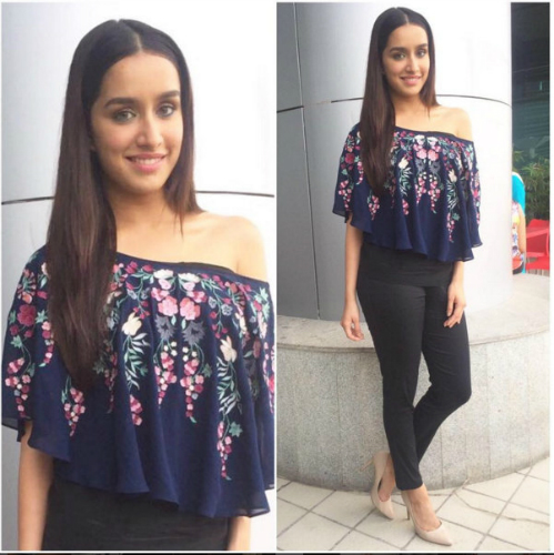 shraddha kapoor outfits