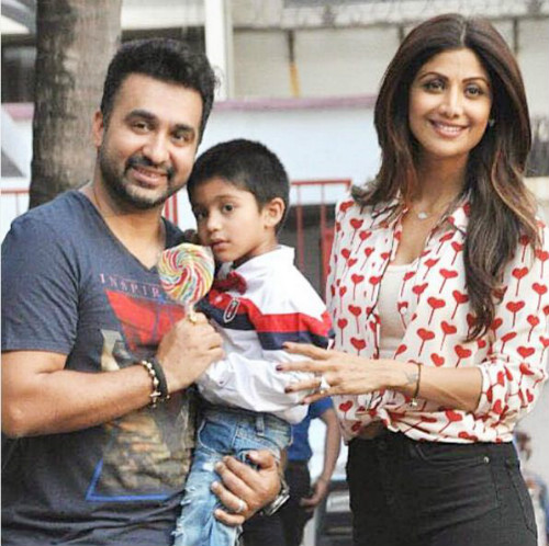 1 Shilpa Shetty and Raj Kundra