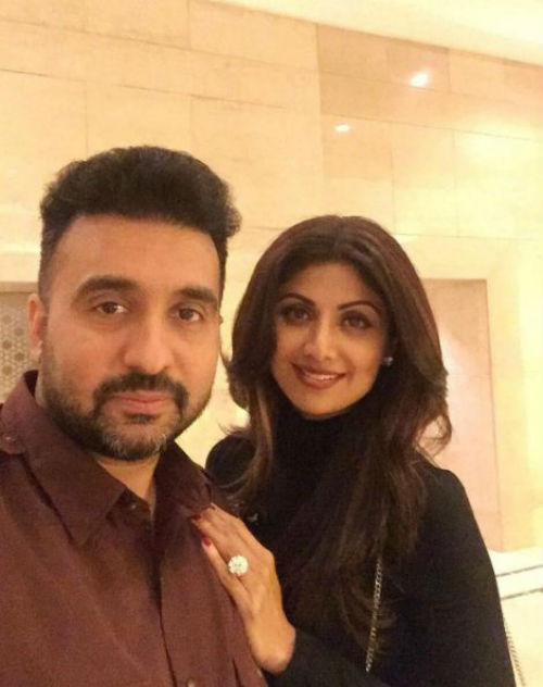 Shilpa Shetty and Raj Kundra Resized