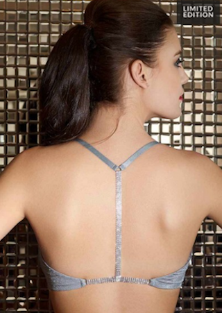 backless bra