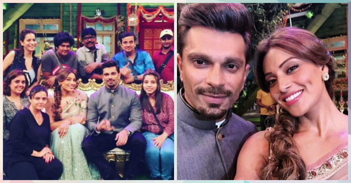 Bipasha & Karan's First TV Appearance As Newly-Weds - We LIKE!