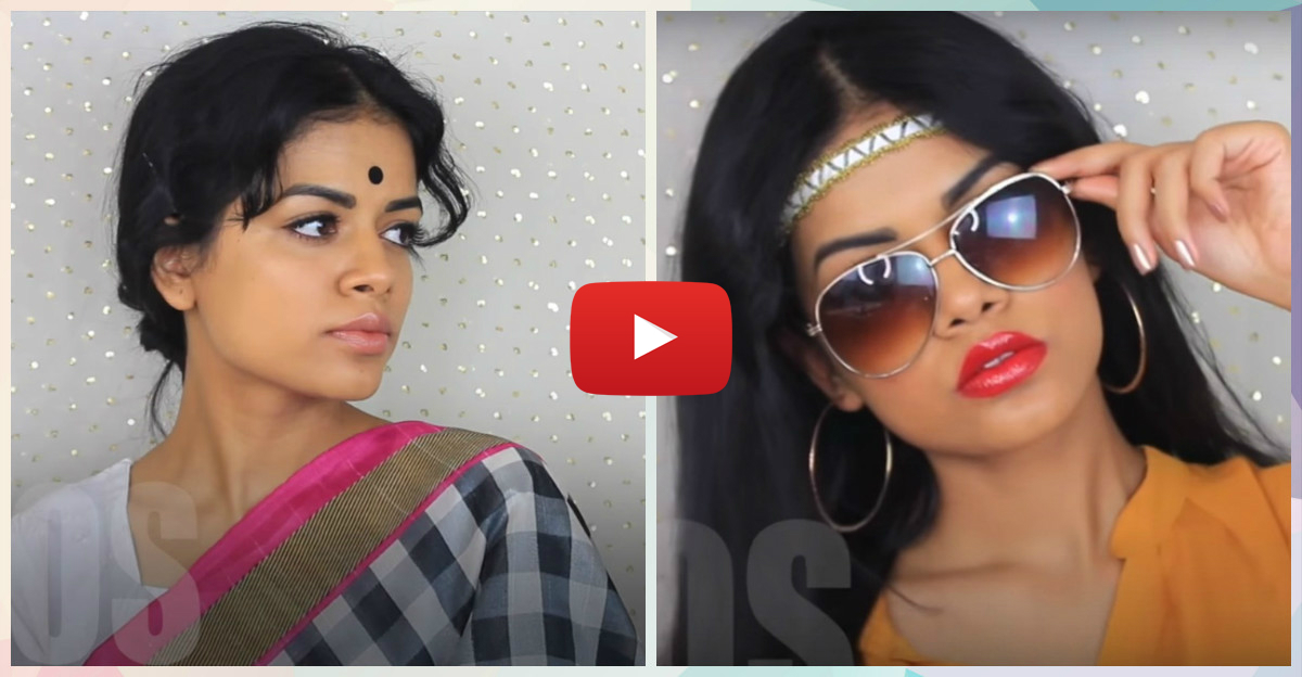 Saris Styles To Smoky Eyes: This Bollywood Video Is STUNNING!
