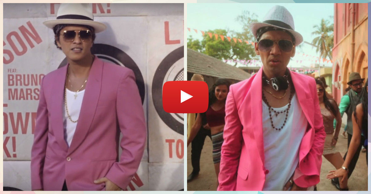 "The Desi Version Of Bruno Mars's ""Uptown Funk"" Is The FUNNIEST!"