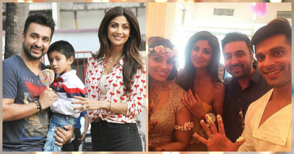 5 Times Shilpa Shetty & Raj Kundra Gave Us Happily-Married Goals