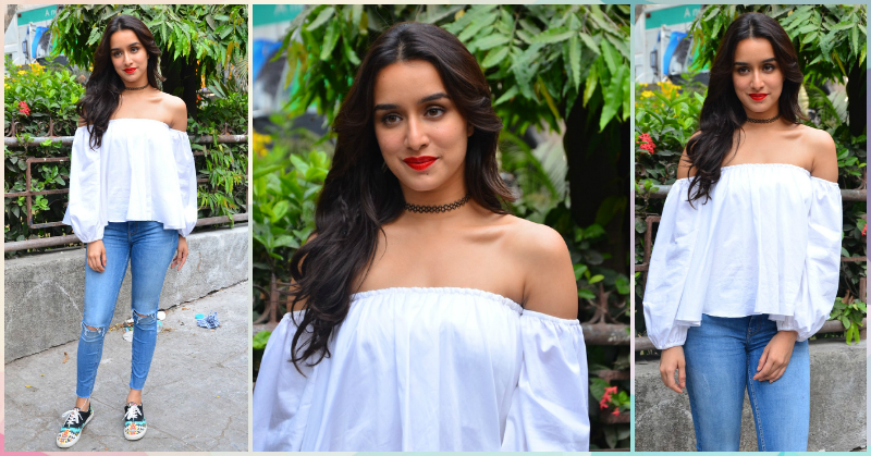 How To Steal Shraddha's Super Cute Outfit For That Lunch Date!