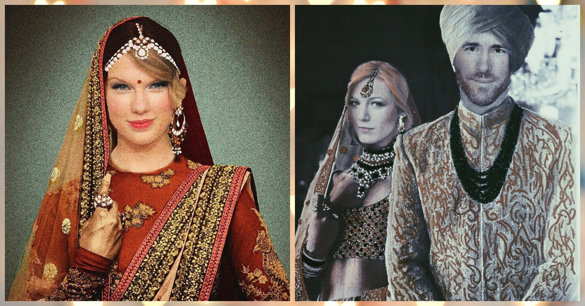 "Your Fav International Celebs… With A ""Desi"" Makeover!!"