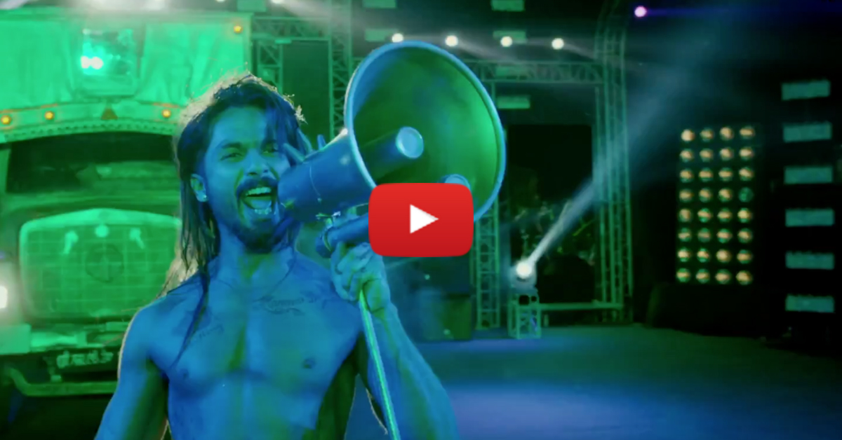You've Never Seen Shahid Kapoor Like THIS Before!