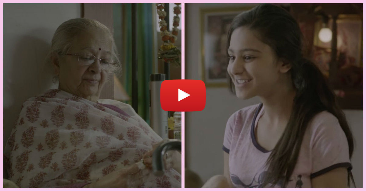 This Adorable Short Film Is For Every Girl Who Loves Her Dadi!