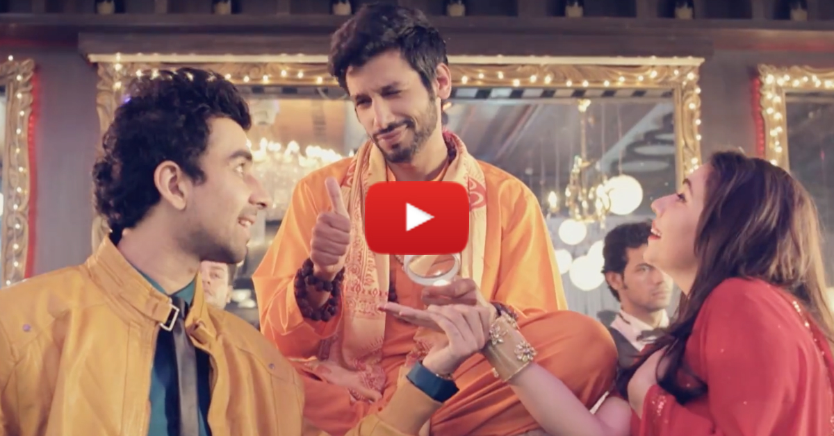 "Boy Trying To Impress Girl: TVF's ""Cute"" Is TOO Cute!!"