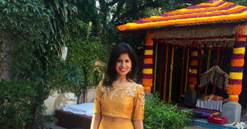 #BeautyDiaries: How I Maintained My Blow Dry For A 4-Day Shaadi
