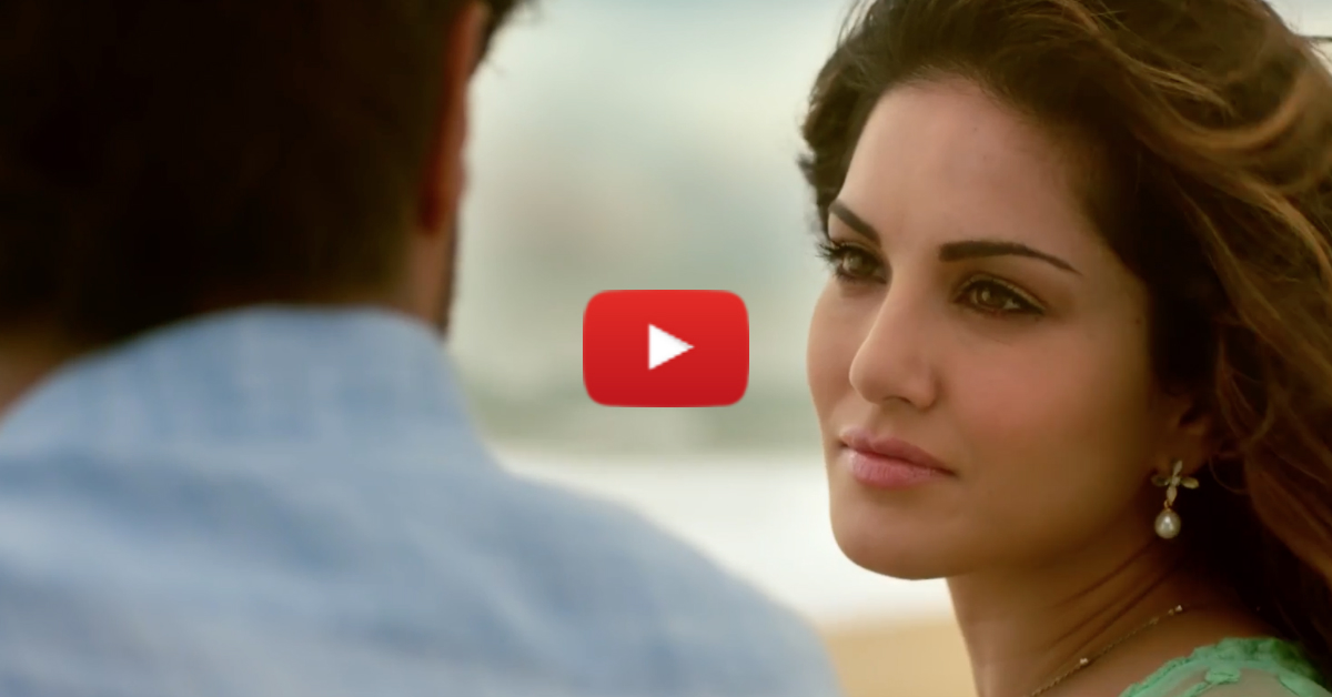 This Beautiful Love Song With Sunny Leone Will Break Your Heart
