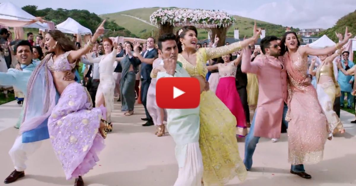 The New Shaadi Song For Every Baaraat!!