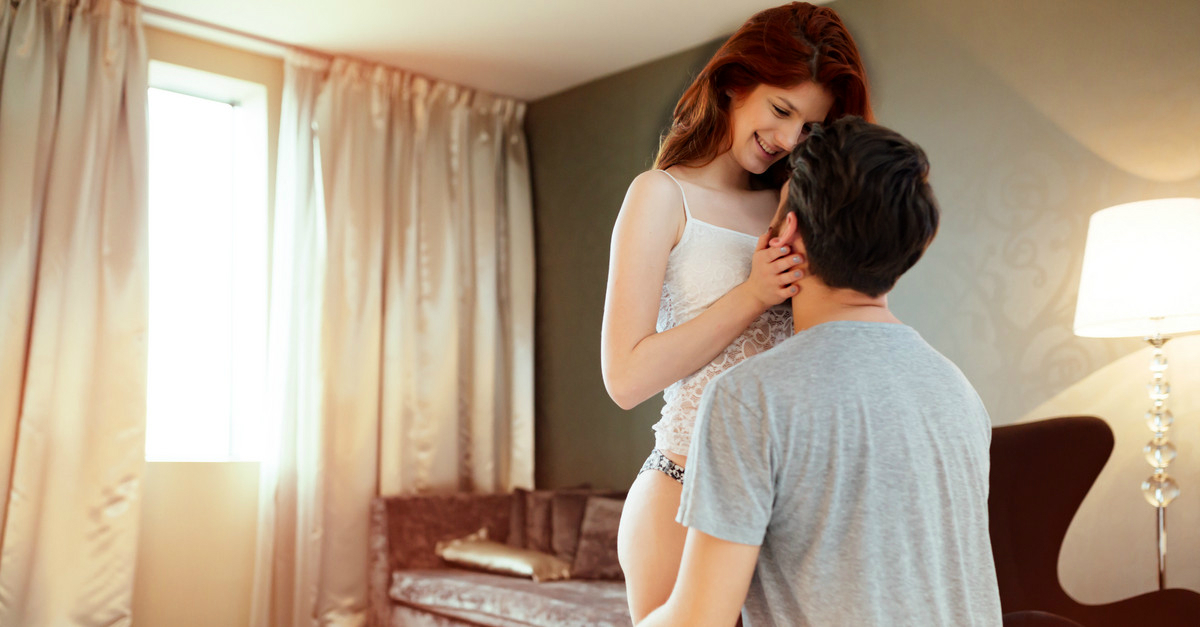 Why Morning Sex Might Just Be The Best Thing Ever! *Wink*