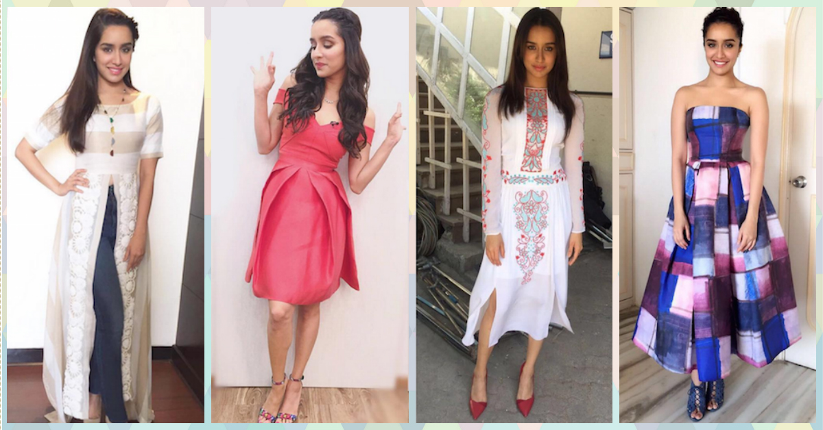 Love Baaghi Or Not, Shraddha's Outfits WILL Steal Your Heart!