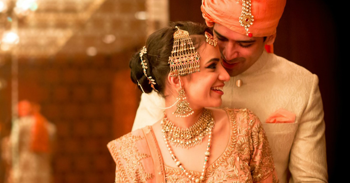 #Aww: Brides & Grooms Who Matched Their Wedding Outfits!