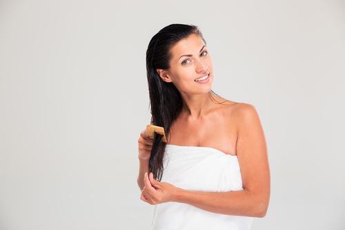 Grow Your Hair Long For Your Wedding
