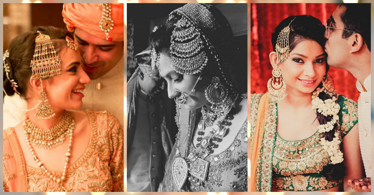 Gorgeous Paasas To Inspire Your Bridal Jewellery Style!
