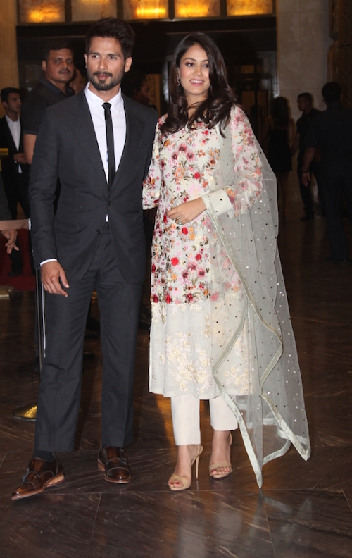 1 preity zinta wedding reception 1