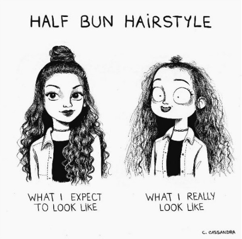 1 problems every girl faces
