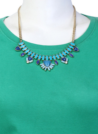 4 affordable necklaces