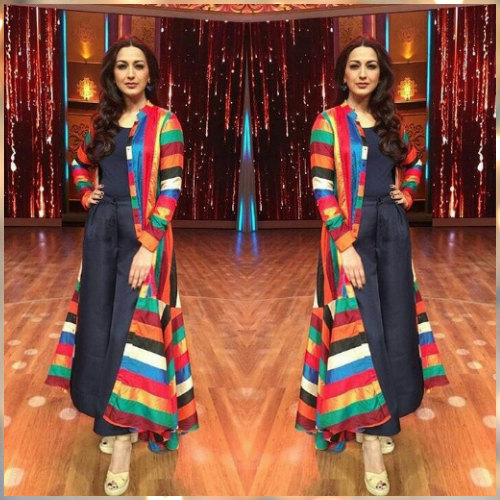7 new outfits from silk sarees