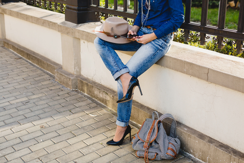 7 style jeans to look slimmer