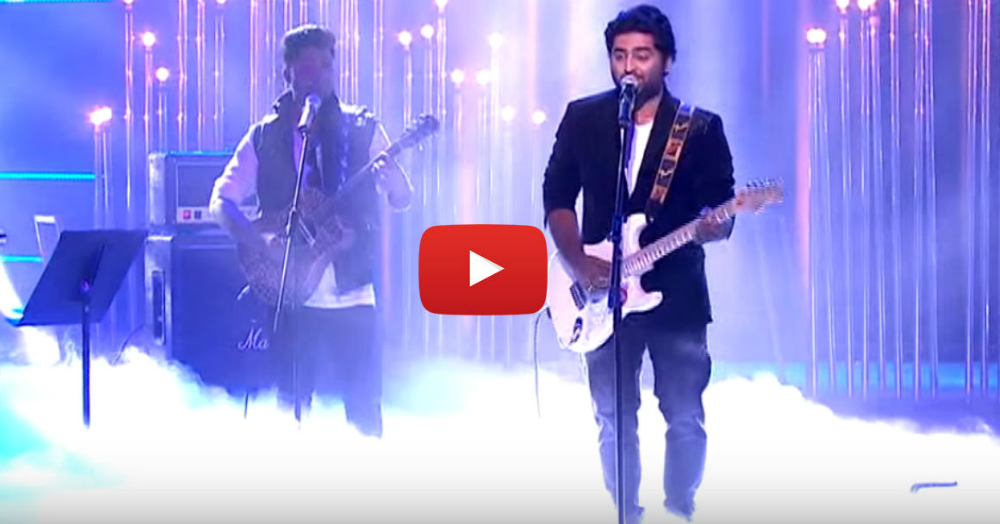 Arijit Singh Performing His Best Songs Live - This Is AMAZING!