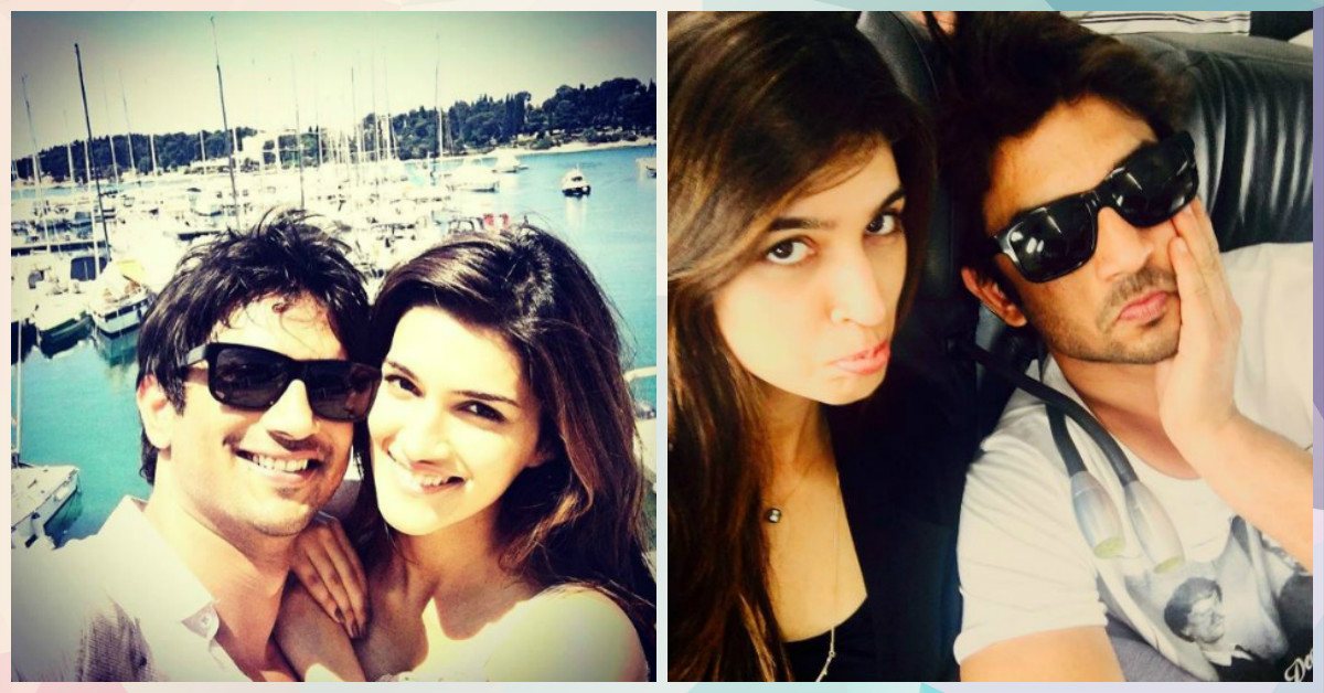 Kriti & Sushant: Are These Two An Adorable Pair Or WHAT?!