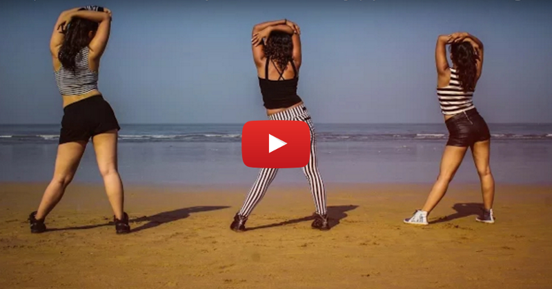 3 Indian Girls Dance To Sia's 'Cheap Thrills' - This Is AMAZING!