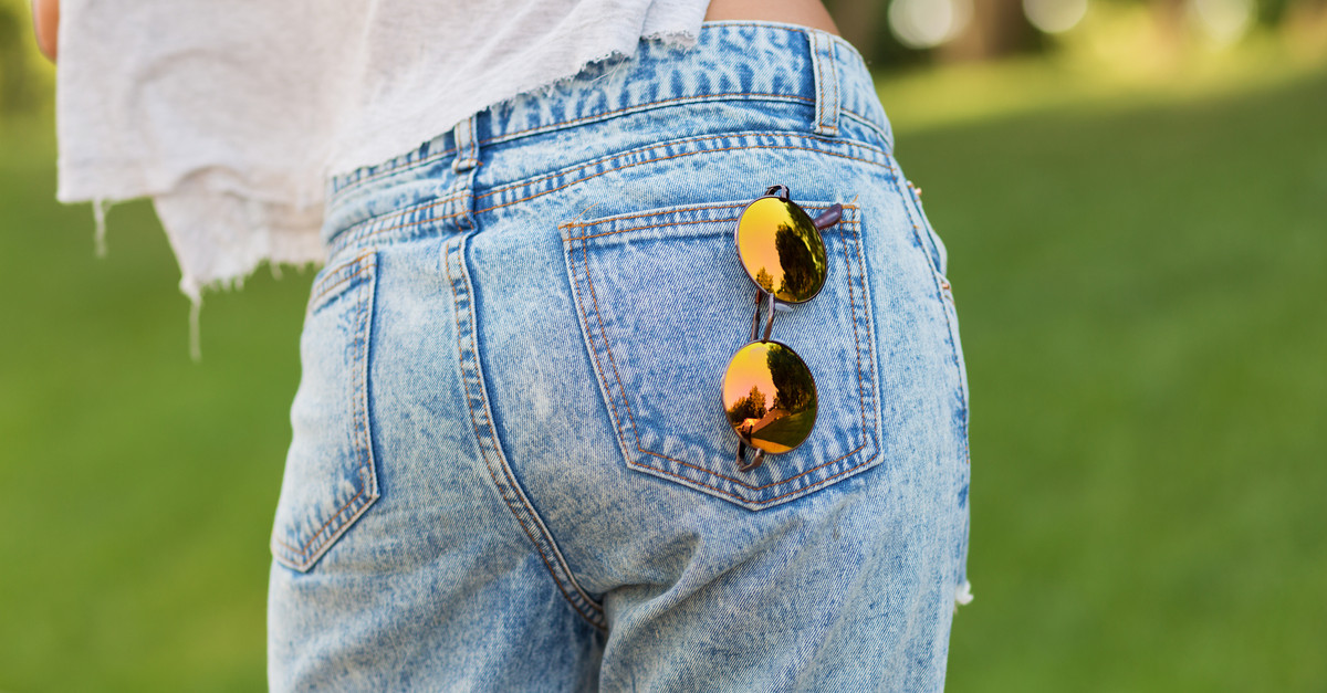 What Jeans Should You Wear To Flatter Your Butt The Best?