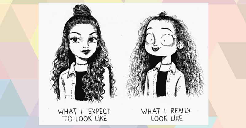 7 Super Cute 'Every. Damn. Day' Comics - Every Girl's Life EVER!