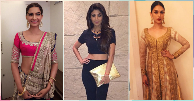 7 Ways To Use Your Saree Blouse To Make A Whole New Outfit!