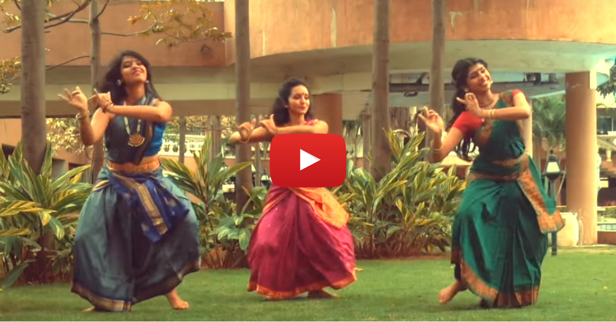 This Indian Choreography On 'Love Me Like You Do' Is AMAZING!
