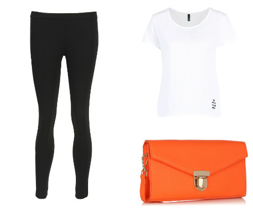 colour block your outfits