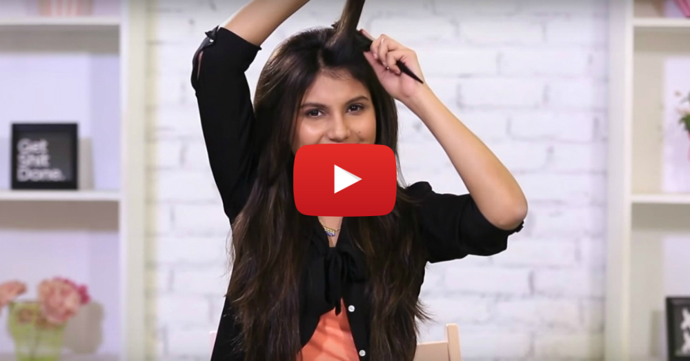 These 3 Tips Will Help Increase Hair Volume In No Time!