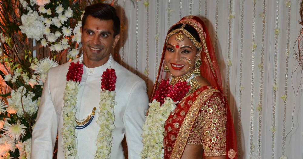 5 Bollywood Brides Who Wore *Red* For The Wedding!