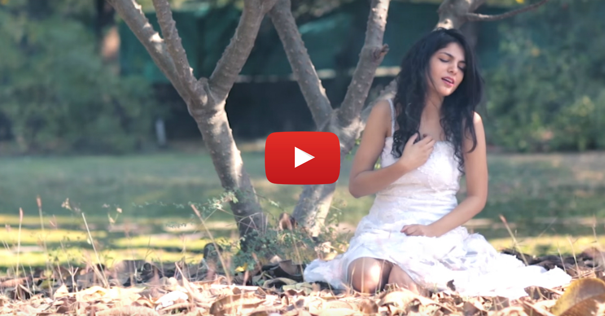 """This Heartbreaking Cover Of Falak's """"Ijazat"""" Will Make You Sigh!"""
