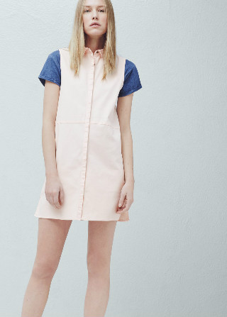 4 shirt dresses for college