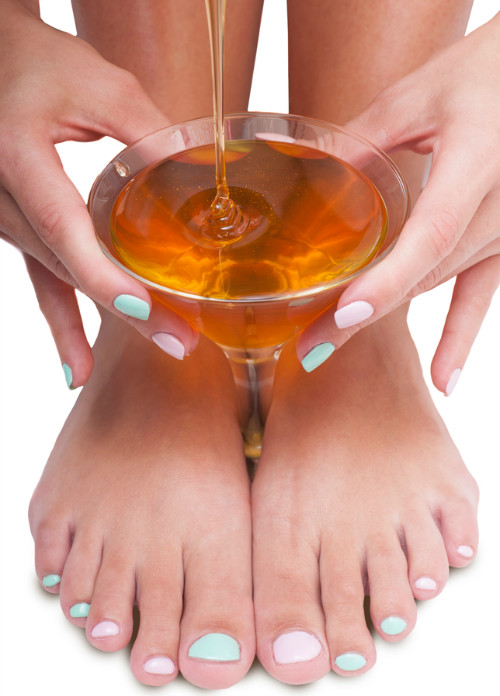 6 how to get pretty feet