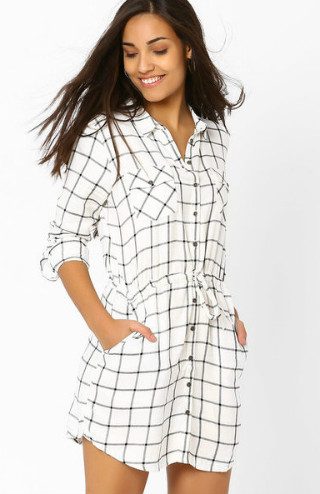 6 shirt dresses for college